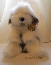 Folkmanis Puppet Sheepdog Item # 2029 NWT