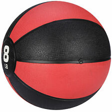 Durable Rubber Exercise Keep Healthy Home Gym 8lb Fitness Medicine Exercise Ball