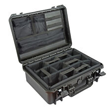 Elephant EL1606po Waterproof Camera Case With Padded Dividers and lid Organizer