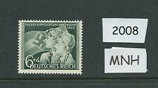 Mint postage stamp / Hitler Youth / Oath to Hitler / 1943 Issue/ MNH / MNG