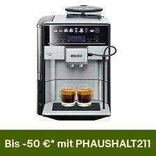Siemens TE657503DE EQ.6 plus s700 Kaffeevollautomaten Schwarz / Edelstahloptik