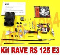 SET FORTALECIMIENTO DE LA APRILIA RS 125 E3 07-14 +Calibración Motor Rotax 122