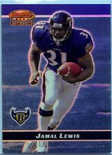 2000 Topps Bowmans Best Rookie Card #108 Jamal Lewis /1499