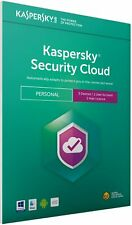 KASPERSKY SECURITY CLOUD PERSONAL 2020 - 3 PC DEVICE - MULTI DEVICE - Download