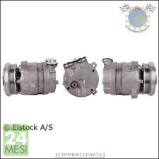 XG9 Compressore climatizzatore aria condizionata Elstock OPEL CAMPO Benzina 19