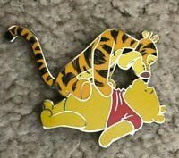 *AP ARTIST PROOF* RARE 2016 WDW Tigger Pouncing on Pooh Disney Pin 111364 LE