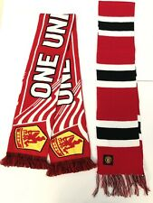 Manchester United Scarf Lot