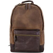 Fossil Estate Brown Men's Backpack MBG9298200