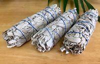"5.5"" 1 Premium California White Sage Smudge Stick Incense Cleansing Sage Wand."