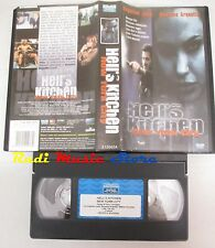 film VHS HELL'S KITCHEN Angelina Jolie Rosanna Arquette Eagle   (F8) no dvd