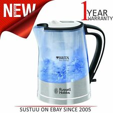 Russell Hobbs 22851 3000w Cordless Brita Purity Jug Kettle