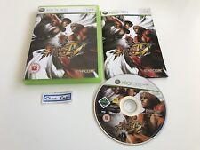 Street Fighter IV 4 - Microsoft Xbox 360 - PAL UK - Avec Notice