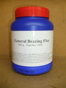 General Purpose Welding & Brazing Flux 500g jar oxy/acet gas brazing