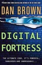 Digital Fortress by Dan Brown (Hardcover)