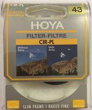 Hoya 43mm Circular Polarizer Filter, London