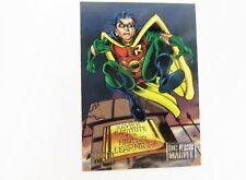 1995 Marvel Versus DC Comic Trading Card Robin #24