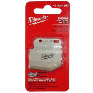 Milwaukee 48-22-4203 Tubing Cutter Blade, for 48-22-4000 & 48-22-4202
