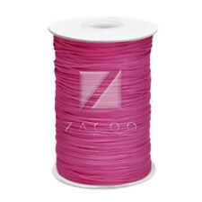 1 Roll 170/80/40M Korea Waxed Polyester Cord Thread Jewelry Beading 1/1.5/2/3mm