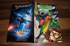 Young Justice # 6 -- hacia // DC-comic 1. edición 2000/no leído