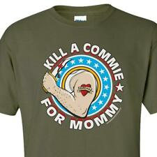 BuckUp Tactical KILL A COMMIE FOR MOMMY T-Shirt S-5XL
