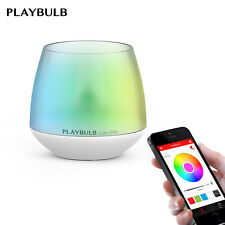 MIPOW PLAYBULB Battery Operated Flameless Romantic LED Candles Smart Night Light
