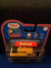 NEW - DUNCAN (ORIGINAL) Wooden Railway - Thomas the Tank Engine Train & Friends