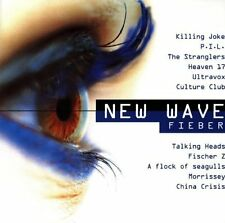 New wave de la fièvre (30 tracks) pil, les Joke, thomas Dolby, la Chine CR [double CD]