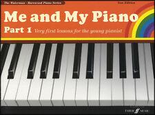 Moi et mon piano partie 1 apprendre à jouer débutant méthode Première leçons