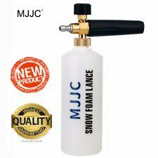 MJJC 1/4 Quick Release Snow Foam Lance Pressure Washer Jet Wash Sprayer Cannon
