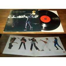 ROXY MUSIC - For Your Pleasure LP French Press Glam Rock Prog 73'
