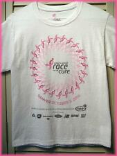 RACE FOR THE CURE Susan G. Komen Official T-Shirt (S) 2010 Denver Breast Cancer