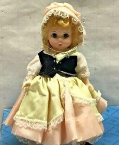 Vintage Madame Alexander BO PEEP Little Women Box Stand 1974