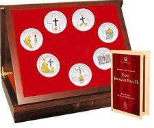 Präsentationsaufsteller im Deluxe-Design ohne Buch für SW-Münzen
