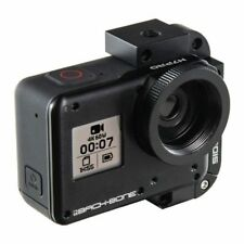 H7PRO MODIFIED GOPRO HD HERO7 BLACK CAMERA C-CS-M12-DSLR 4K RAGECAMS BACKBONE
