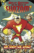 Mr. Who? Mr. Atom! (Billy Batson and the Magic of
