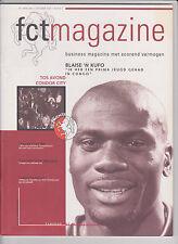 Programme / Magazine FC Twente Enschede Jaargang 3 no.1 Oktober 2003