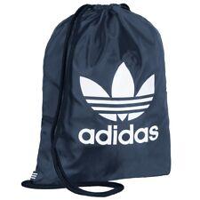 Adidas Originals Gymsack Trébol azul
