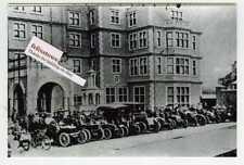 Vintage Veteran Car Motor Rally Felix Hotel Harvest House Felixstowe Suffolk