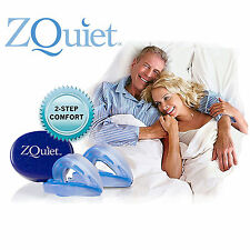 ZQuiet Anti Snore Mouthpiece THE ALL-NEW 2 STEP COMFORT SYSTEM - Stop Snoring