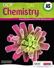 OCR AS Chemistry a Student Book and Exam Cafe CD by Pearson Education Limited...