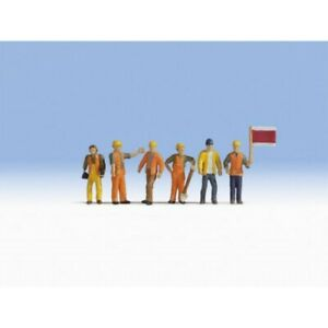 Noch-45277 Railway Workers New Boxed