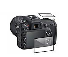 FOTGA D7000 0,5mm Displayschutzglas Displayschutzfolie für LCD Display Nikon