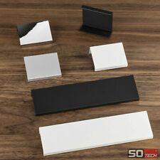 Möbelgriffe Jane Türgriffe Aluminium Schubladengriffe Küchengriffe Griffe