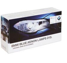 Original BMW D1S Blue-Xenonlampen-Set Xenon Luz Diurna 2 Piezas 63112296303