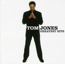 Tom Jones - Greatest Hits - NEW CD (sealed) Very Best Of - 23 Tracks - Delilah