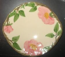 Desert Rose Franciscan Oval Candy Dish USA
