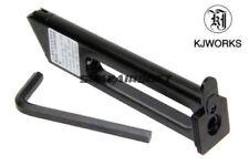 KJ Works 15rds Airsoft Toy Metal 6MM CO2 Magazine For MK2 Series Black KJ-MAG-20