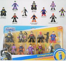Imaginext Ultimate Hero Villain Match-up DC Super Friends Batman Superman Joker