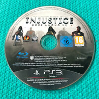INJUSTICE Gods Among Us - PlayStation 3 PS3 - DISC ONLY