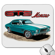 HOLDEN  71' 74 ' HQ  GTS 308  V8  MONARO  COUPE             MOUSE PAD